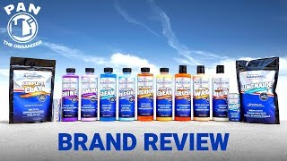 Autowash BRAND REVIEW !!  Easy to use DIY detailing products !!