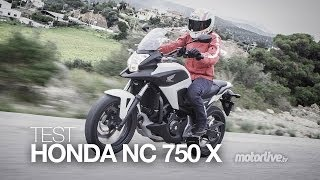 TEST | HONDA NC 750 X 2014, 745cm3, ABS & DCT 3.0 pour la X 2014