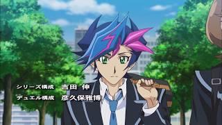 "Yu-Gi-Oh! VRAINS Japanese Opening ""Go Forward"""