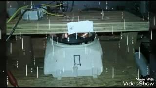 Gerard morin pump dc generator and small transformer
