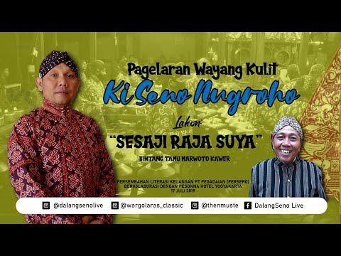 #LiveStreaming KI SENO NUGROHO - SESAJI RAJA SUYA