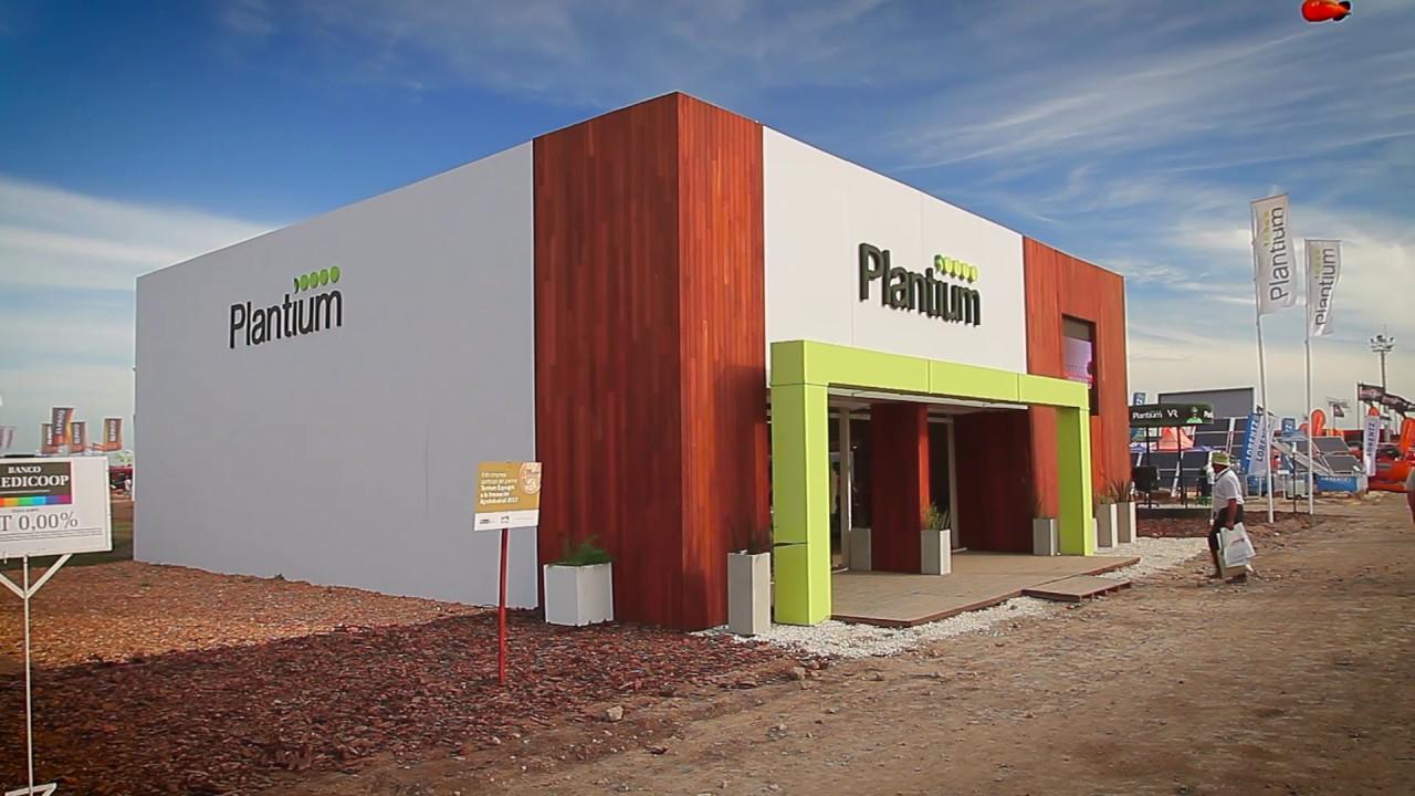 Expoagro Stands : Stand expoagro plantium youtube