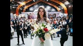 Свадебная выставка Wedbyme – обзор новинок и трендов