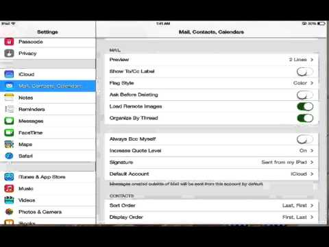 iphone remove email account how to add or delete an email account in iphone and 2389