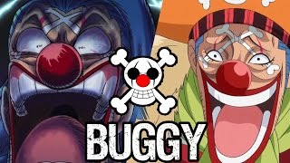 The 7 Warlords: Buggy The Clown
