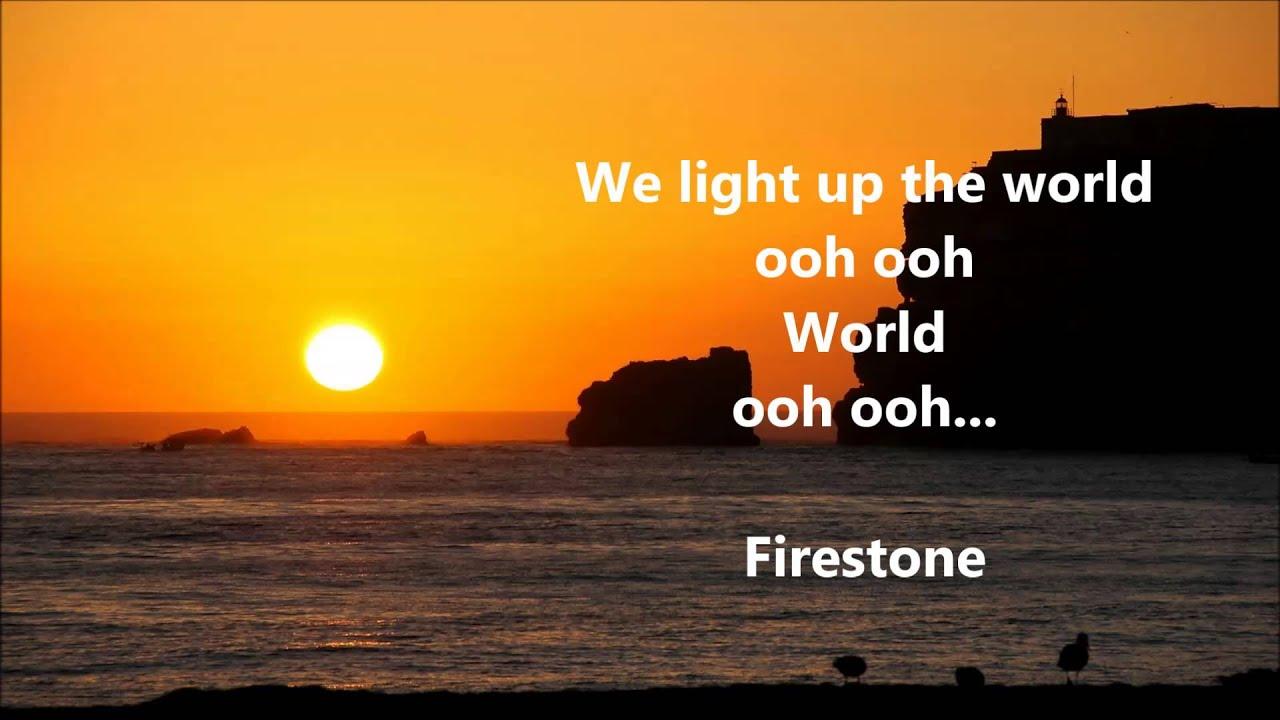 firestone lyrics