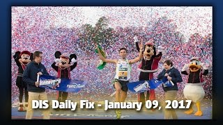DIS Daily Fix | Your Disney News for 01/09/17