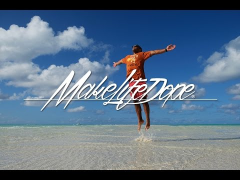 MAKE LIFE DOPE IN TURKS AND CAICOS VLOG IN 4K