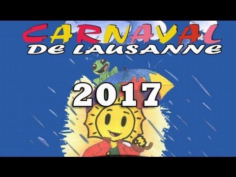 CARNAVAL DE LAUSANNE 2017