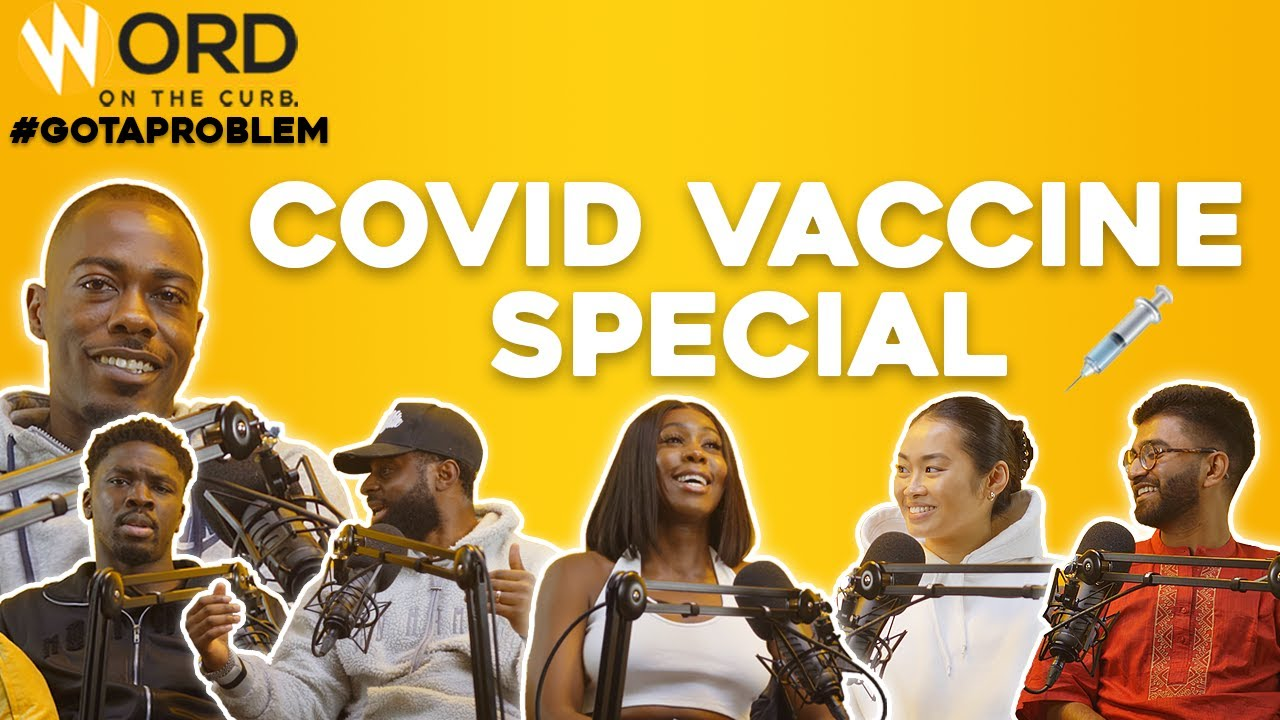 LIPPY, QOY, SIMPLY SAYO & 90S BABIES talk about the COVID VACCINE | Got A Problem? | Vaccine Special