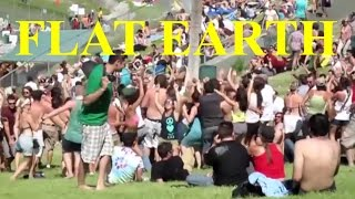 How the Flat Earth is spreading - dancing guy version ✅