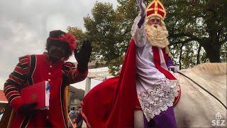 Sinterklaas intocht Zwolle   een gezellig familiefeest