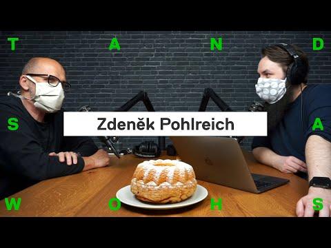 Zdeněk Pohlreich: Pro KFC mám slabost, ale kuřata u voleb nechci (podcast)