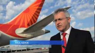 Air India Launches From Birmingham Airport