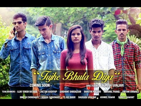 Vintage Films Presents - ' Tujhe Bhula Diya ' - Full Video Song || Sad Song || 11th Nov 2015