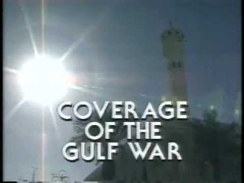 Robert Riggs Gulf War Reporting Recognized By 1992 Alfred I. DuPont-Columbia University Award