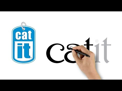 Präsentation des neuen Catit Logos