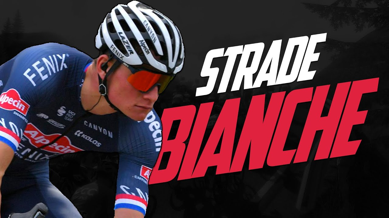 Strade Bianche 2020 / Pro Cycling Manager 2020