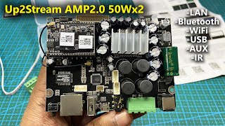 Up2Stream AMP 50Wx2 Review fro…