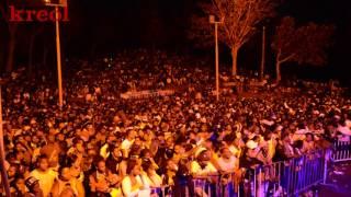 Mr Snyp performs@ Rodrigues Festival Kreol 2016