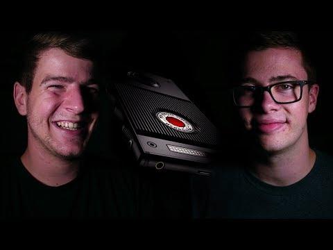 KREWKAST #005 - Das RED-Smartphone, Lautstärkebugs & OnePlus 5!