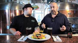 Fish & Chips With Newport Beach Brewing Co Esb