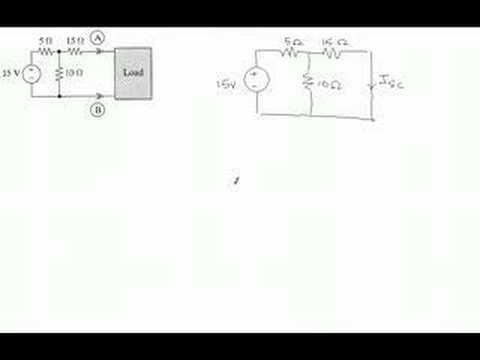 Electromechanics Tutorial Question 01-06