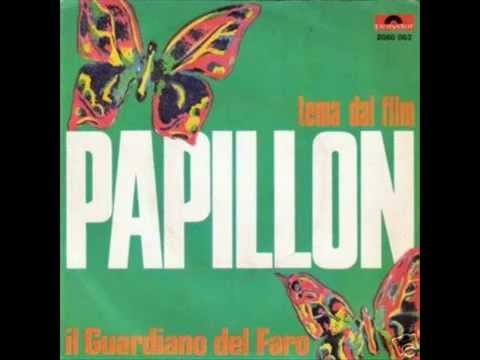 Il Guardiano Del Faro - Papillon Soundtrack  (1973).flv