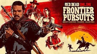 Red Dead Online: Frontier Pursuits - Трейлер игры.
