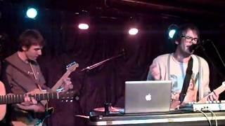 """RAD FRNDS: Casa Castile """"Shrapnel"""" Live, The End, Nashville, TN, 2/22/11"""