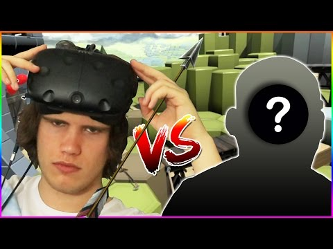 Bow and Arrow Virtual Reality - Maxmoefoe  VS.  ??? - (HTC Vive)