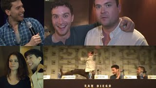 orphan black Cast Funny&Cute Moments 3