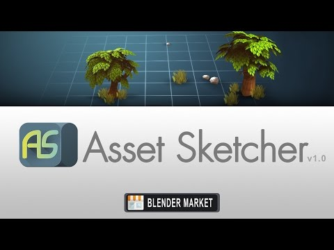 Asset Sketcher 1.0 Overview