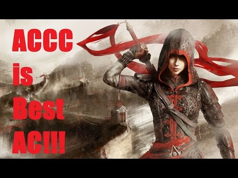 Assassin's Creed Chronicles China is the best AC game i've ever played!!!