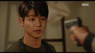 [Hospital Ship]병원선ep.29,30Kang Min-hyuk calmly convinces even if he threatens his life20171018