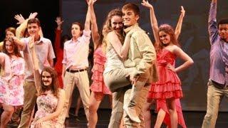 Mamma Mia! Finale - TeenBroadway (Mamma Mia/Dancing Queen/Waterloo)