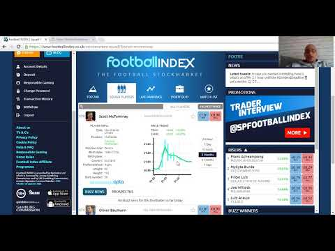 Scalping the football index market