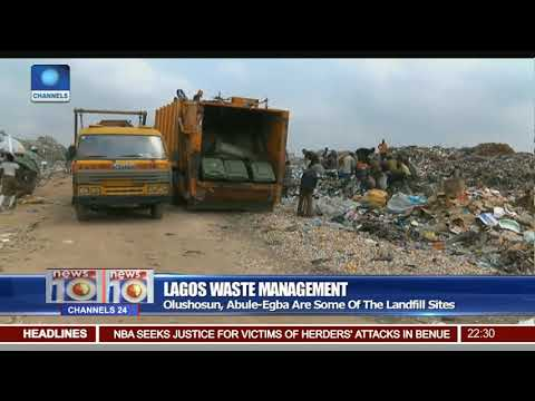 Lagos Waste Management: Air, Water Pollution Affecting Environment