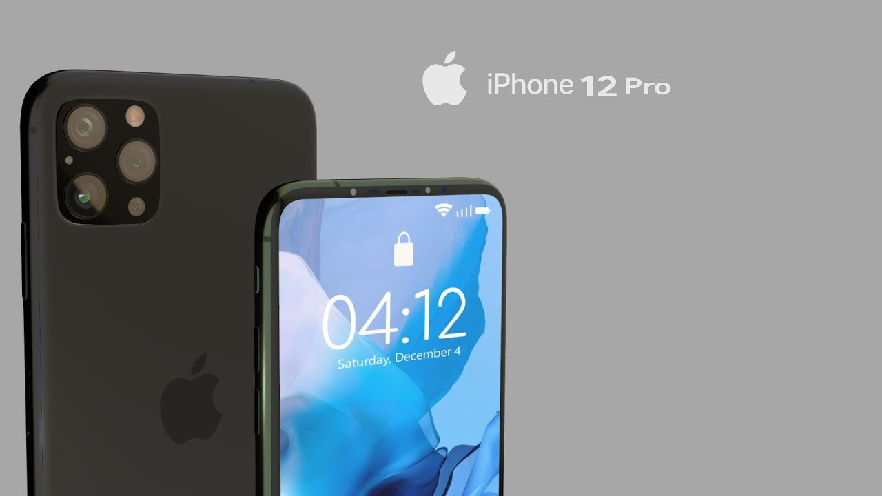 Iphone 12 Pro Official Introduction 2020 Trailer