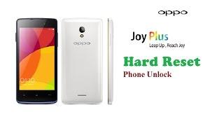 Oppo Joy Plus R1011 Hard Reset | Phone Unlock | Pattern Unlock | Pin Unlock |