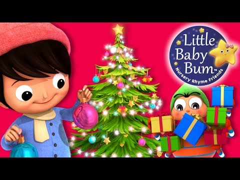 Deck The Halls | Christmas Songs | By LittleBabyBum