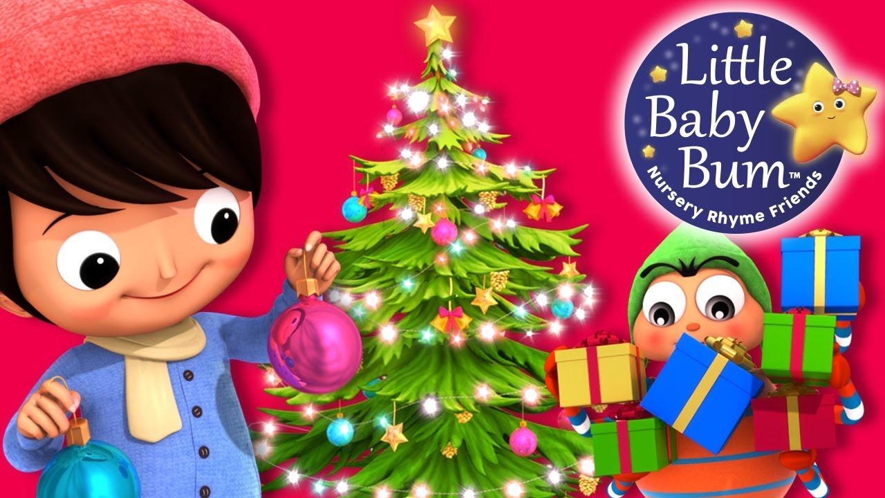 Deck The Halls | Christmas Songs | By LittleBabyBum! - YouTube