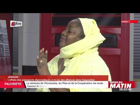 Download Janggat de Aissatou Diop Fall : Affaire des passeports.... - Infos du matin du 15 Semptembre 2021