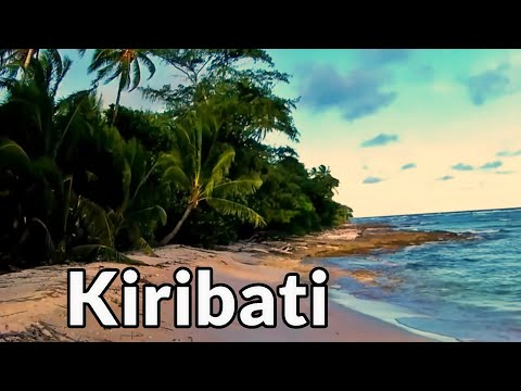 Kiribati islands - tourist attractions of a tropical paradis