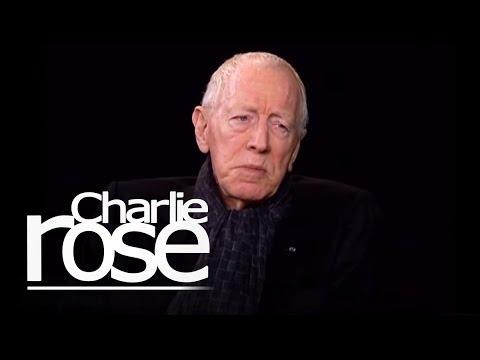 Max von Sydow 012312  Charlie Rose