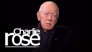 Max von Sydow (01/23/12) | Charlie Rose