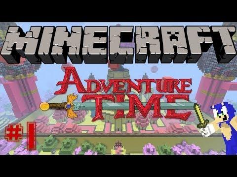 Adventure Time | Minecraft Adventure Map #1
