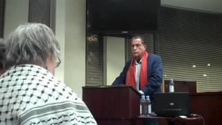 Gideon Levy speech, Oct. 19, 2015, part 3