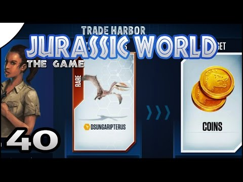 Jurassic World || 40 || Trade Harbor Advantages