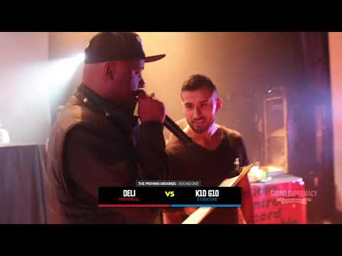 Battle of the Beat Makers 2014  - Part 1 (Metro Boomin. Sonny Digital & Joell Ortiz)